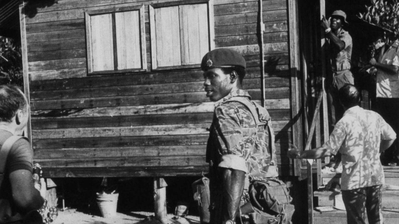 Das Massaker von Jonestown