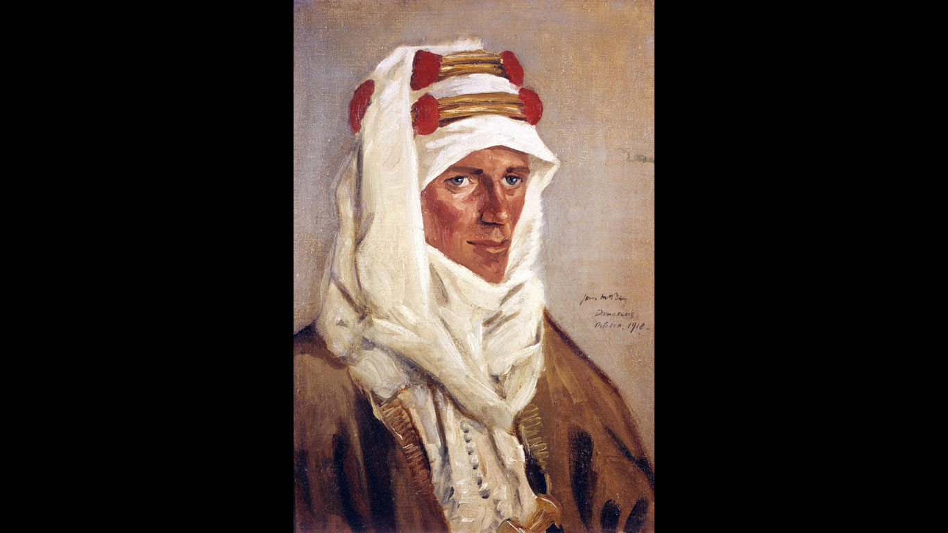 Thomas E. Lawrence