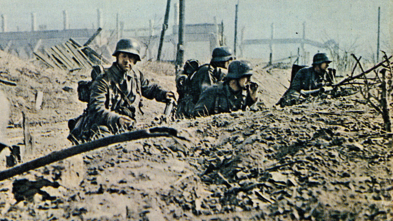 Erfahren Sie in der Galerie mehr zur Schlacht um Stalingrad!