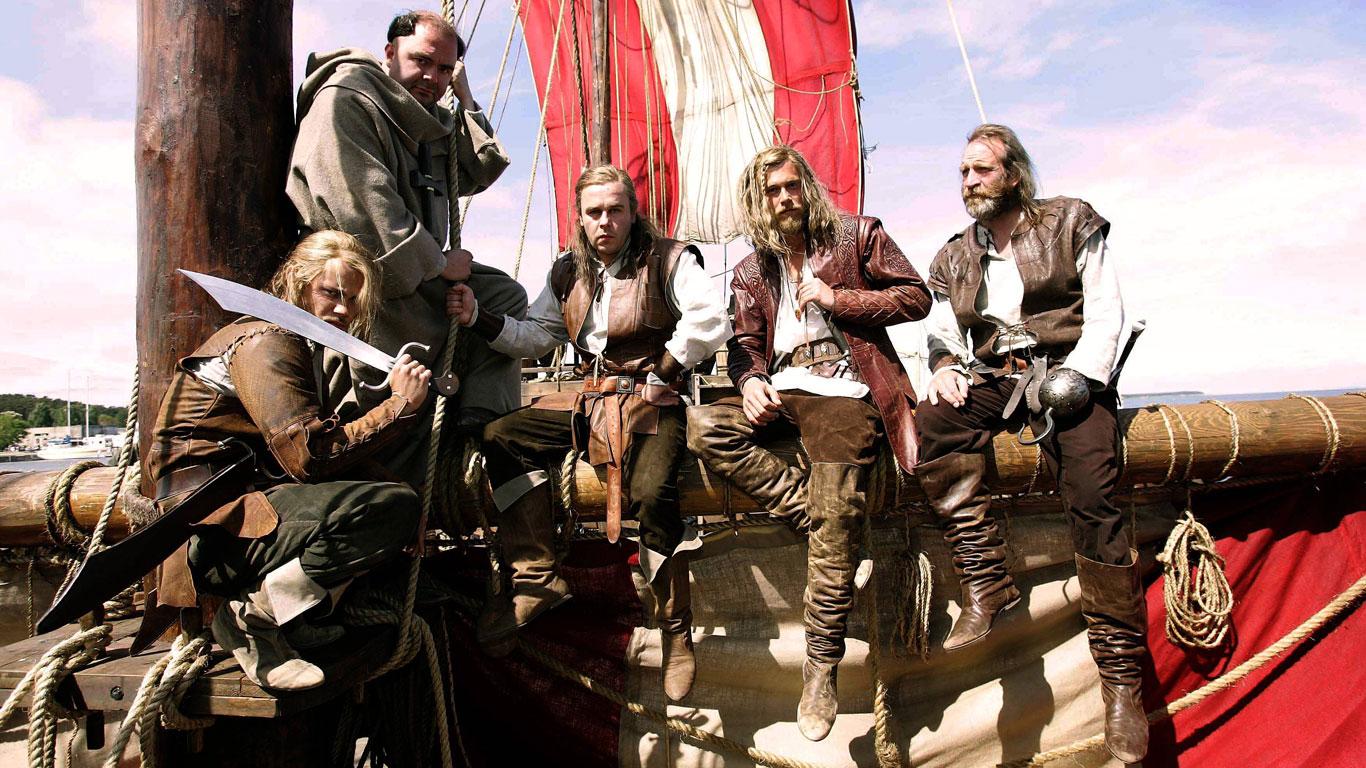 Freiberufliche Piraten