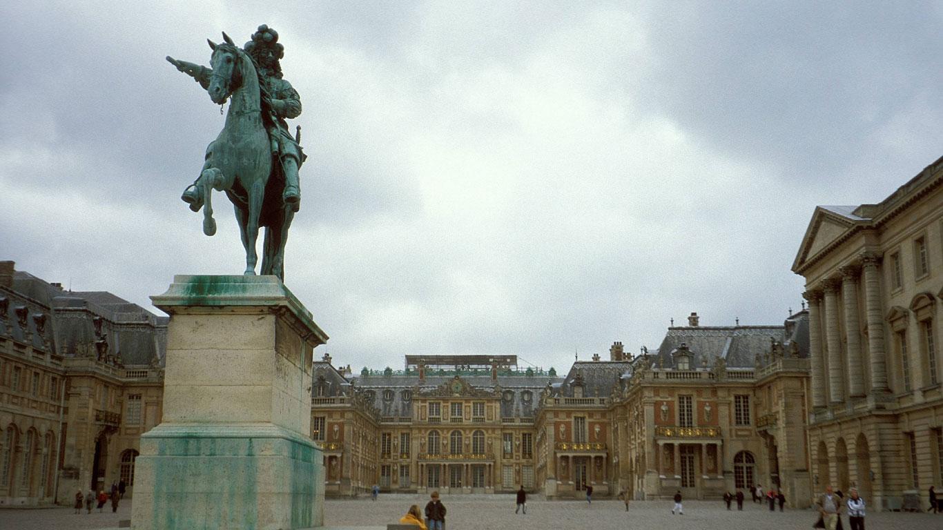 Sonnenkönig Ludwig XIV.
