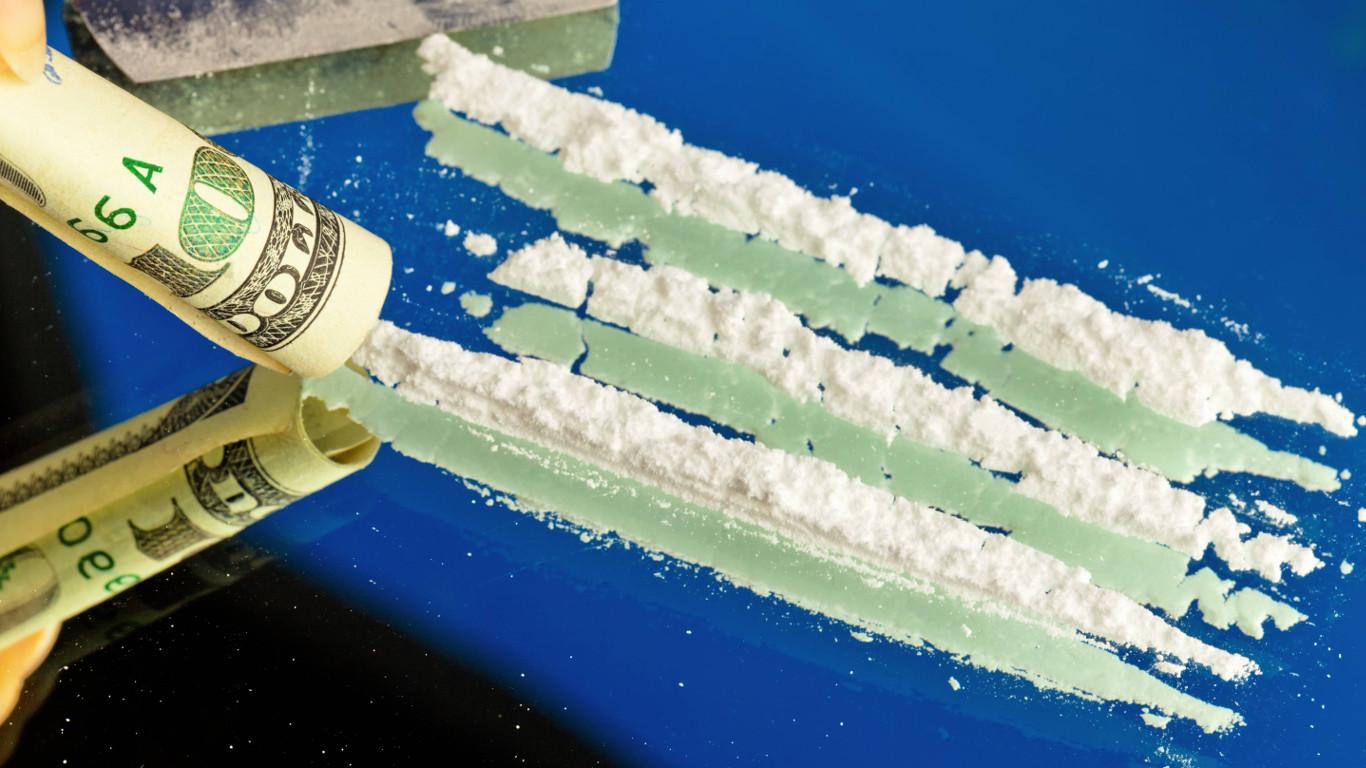 Was verrät ein Dollarschein über den Drogenkonsum einer Nation?