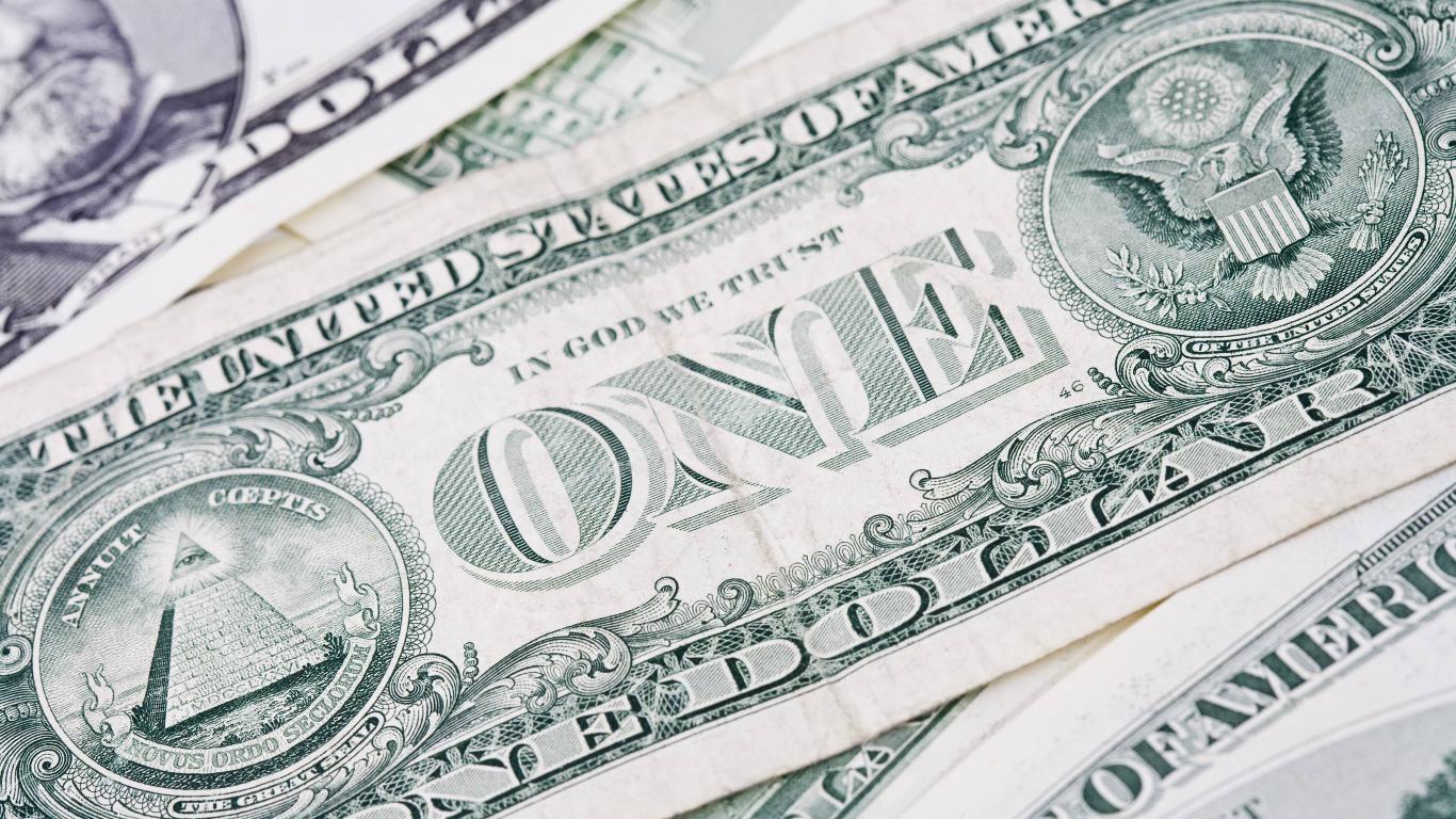 Macht, Krieg & geheime Symbole – Die Dollar-Verschwörung - Welt der ...