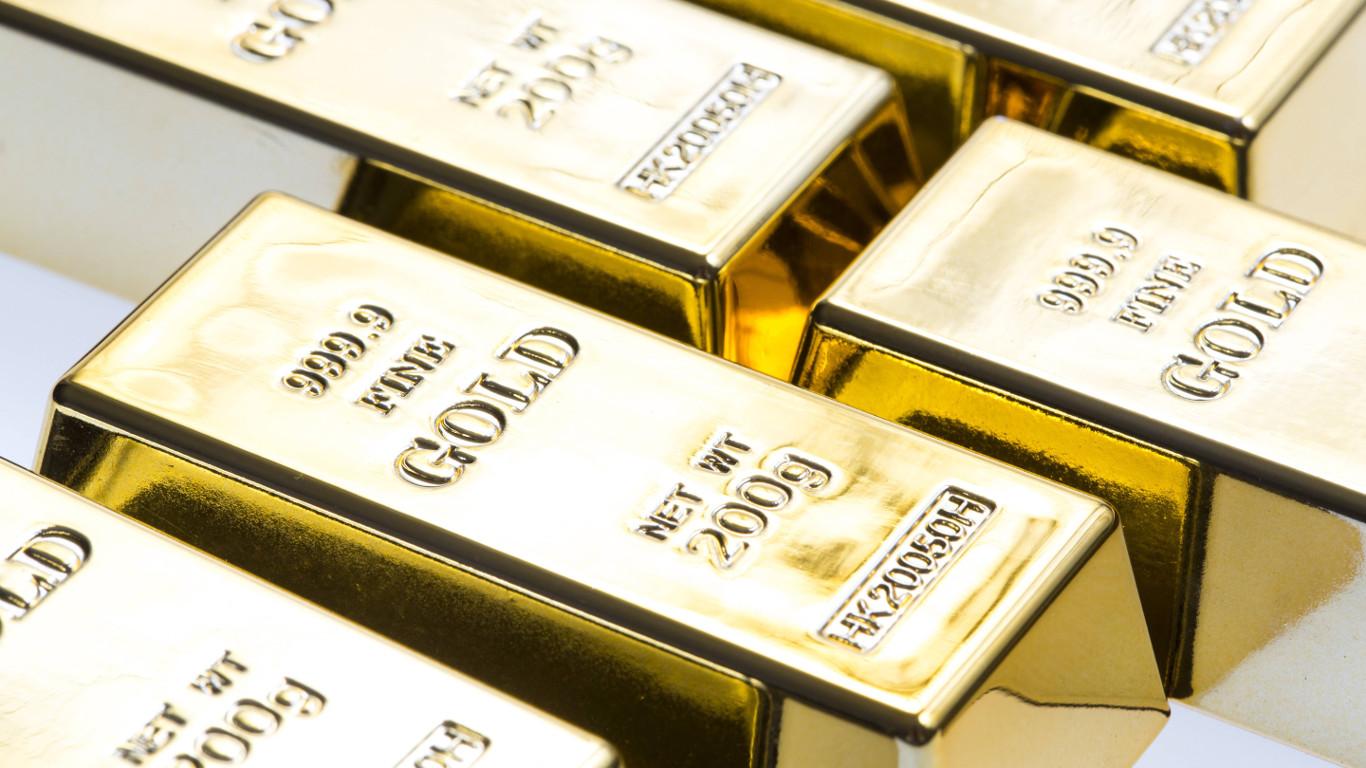 Wo liegen die Goldreserven des Dollar?