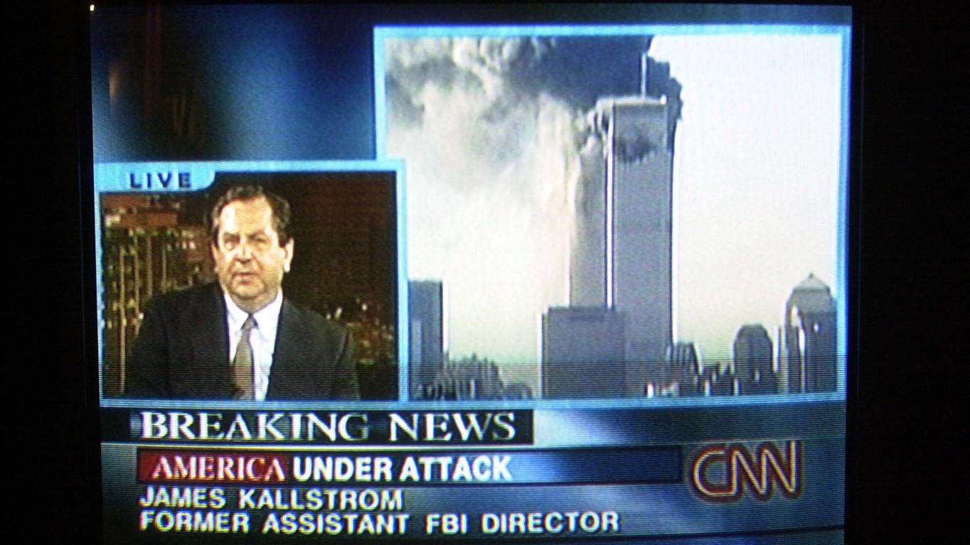 Wie konnte CNN so schnell live von den Anschlägen berichten?