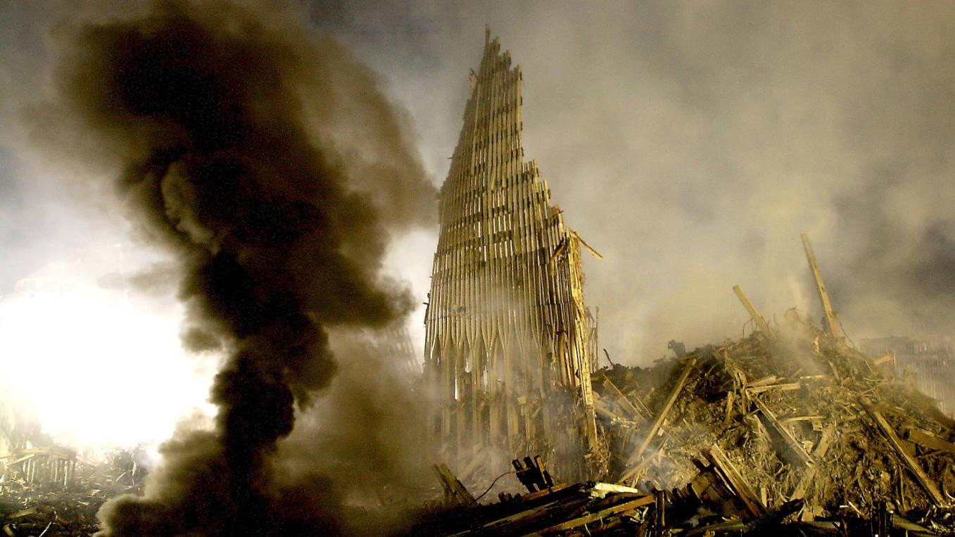 Wurden die Türme des World Trade Center in Wirklichkeit gesprengt?
