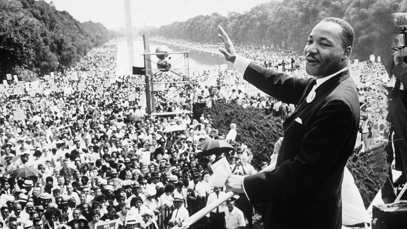 Das Attentat auf Martin Luther King