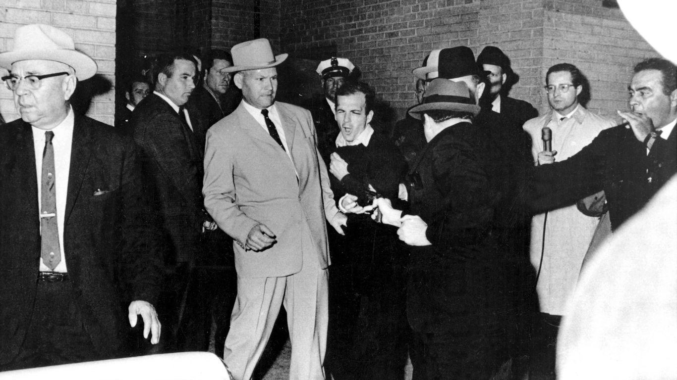 Oswald: Schuldig oder nicht?