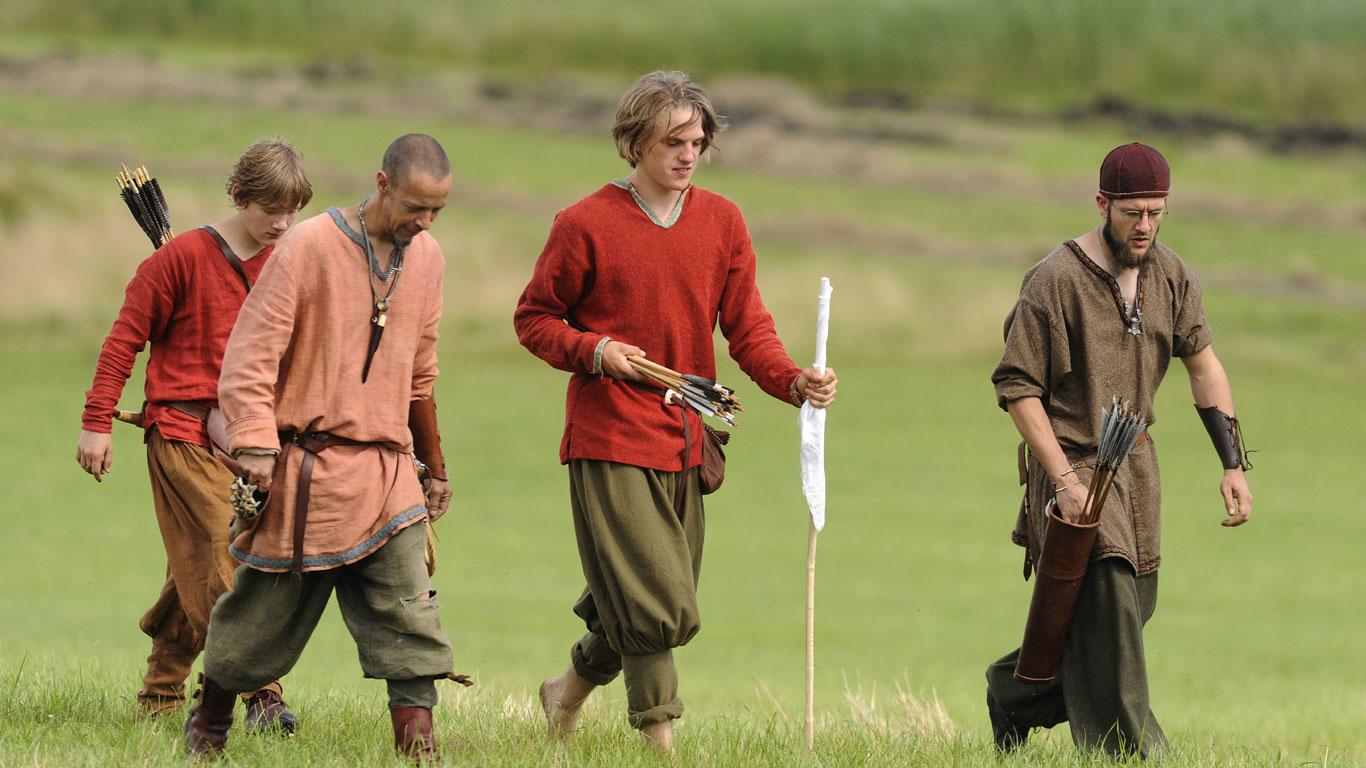 Was machten die Wikinger in ihrer Freizeit?