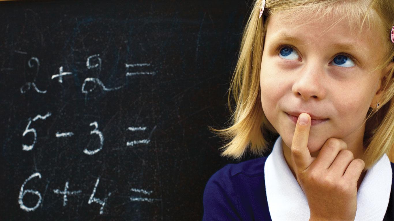 Mädchen sind besser in Sprachen, Jungs in Mathe