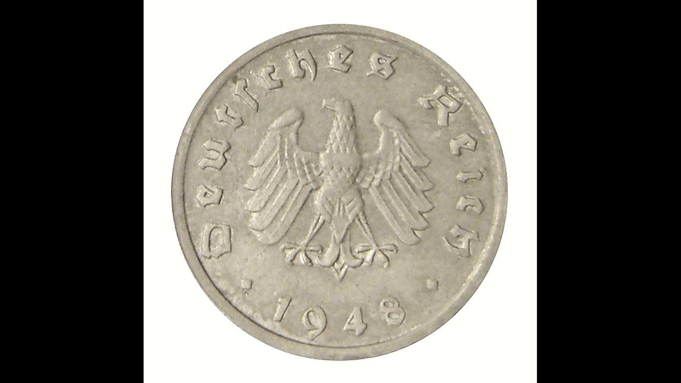 1948 fingen wir alle mit 40 Mark an