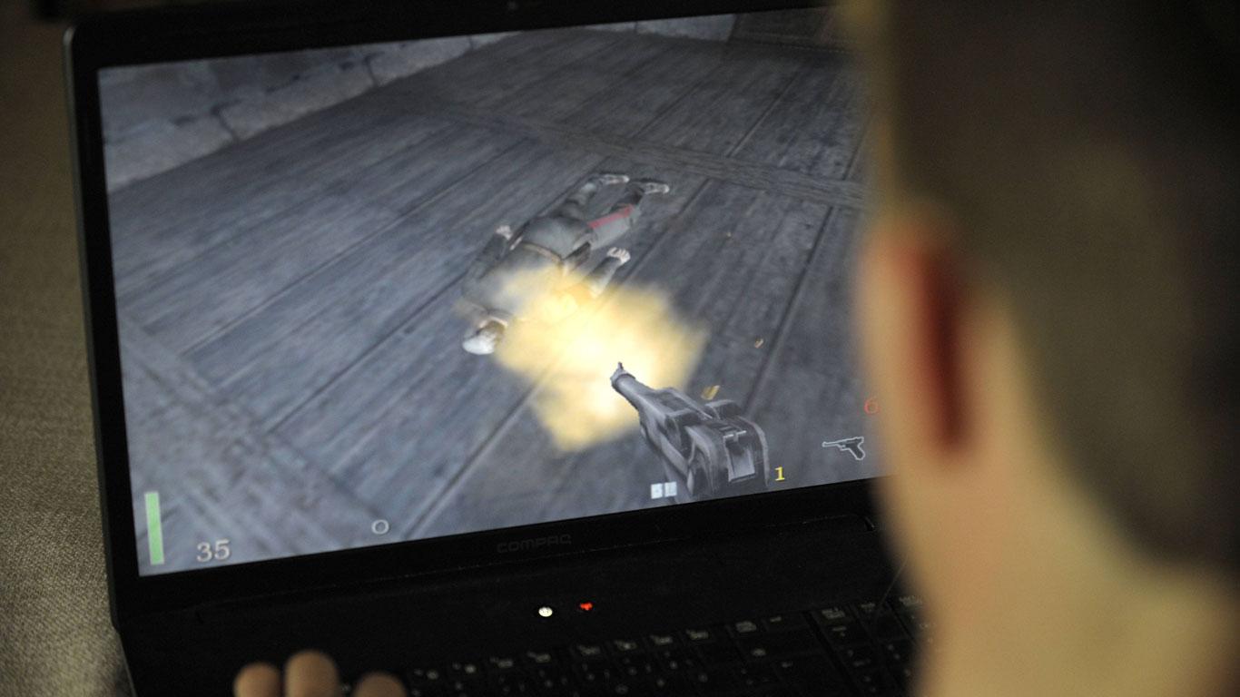 Wirken aggressive Computerspiele besonders motivierend?