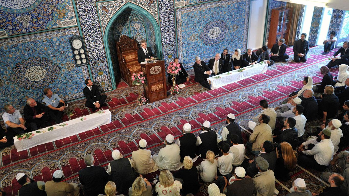 Aus Hass gegen den Islam