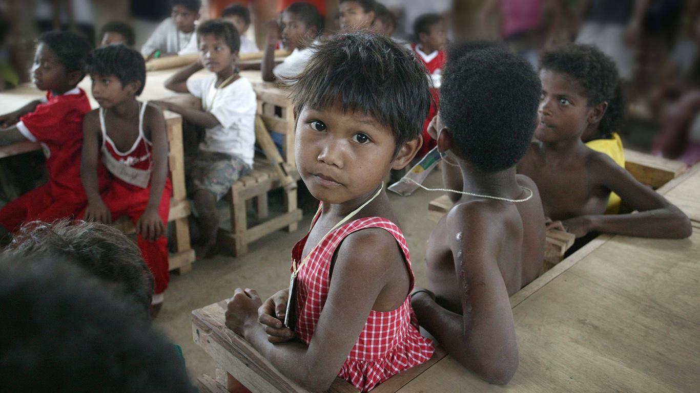 Ein Zeugnis an die Schulen dieser Welt