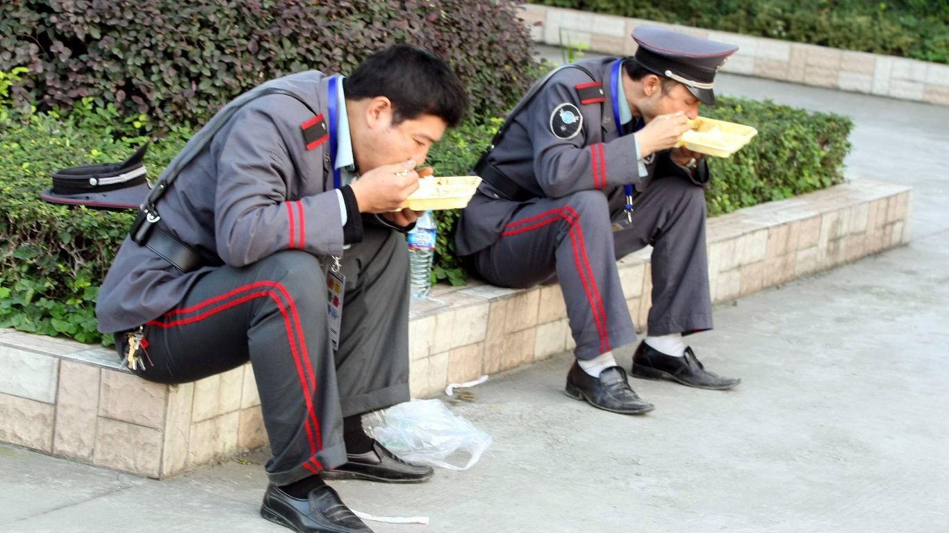 Mythos zwei: Schnelles Essen schadet dem Körper