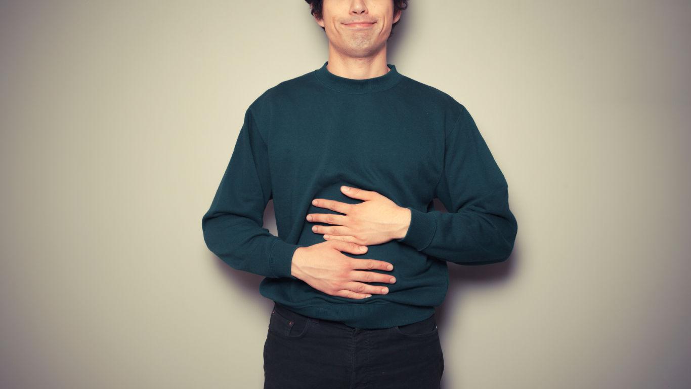 Mythos vier: Fastfood macht schlapp