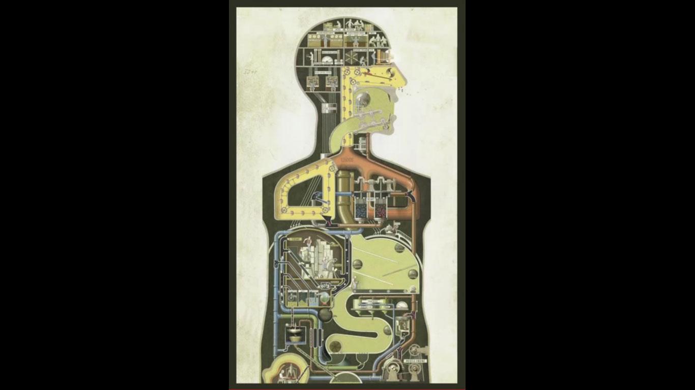Der Mensch als Industriepalast (1926)