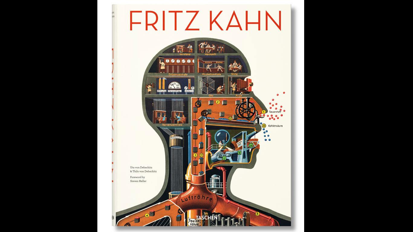 "Bildband ""Fritz Kahn"""