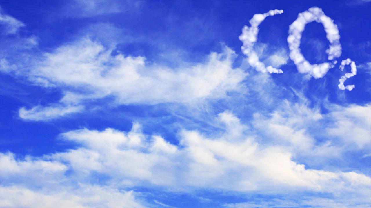 Wie lange bleibt CO2 in der Luft?