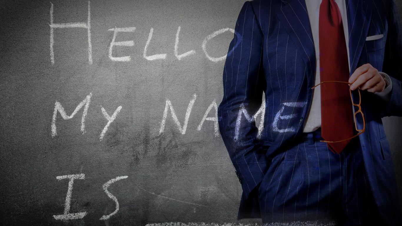Mit diesen Wörtern erreiche ich, was ich will… DER EIGENE NAME