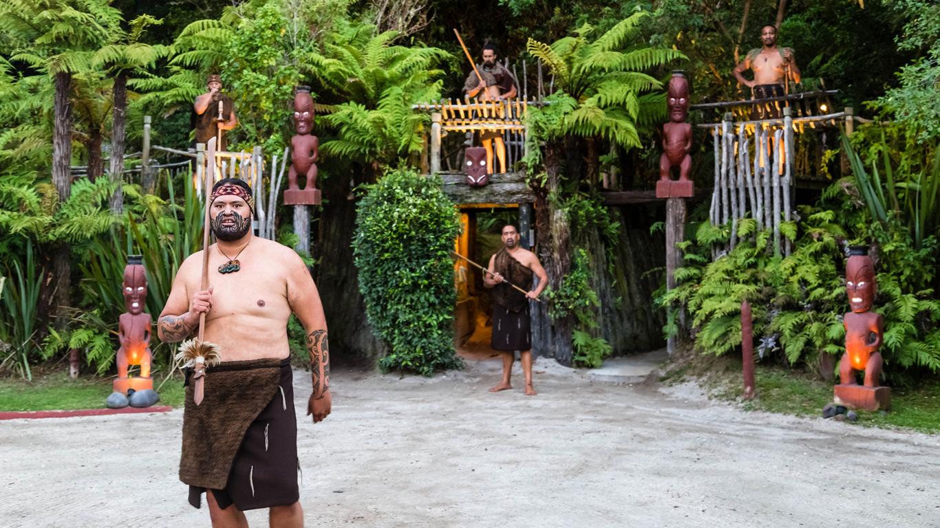 Klicken Sie sich durch die Geschichte der neuseeländischen Ureinwohner!