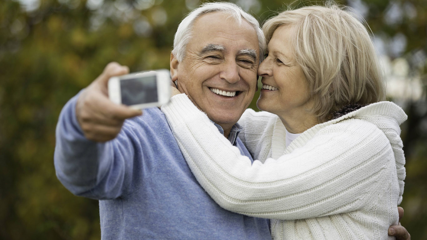 Seit wann gibt es Selfies?