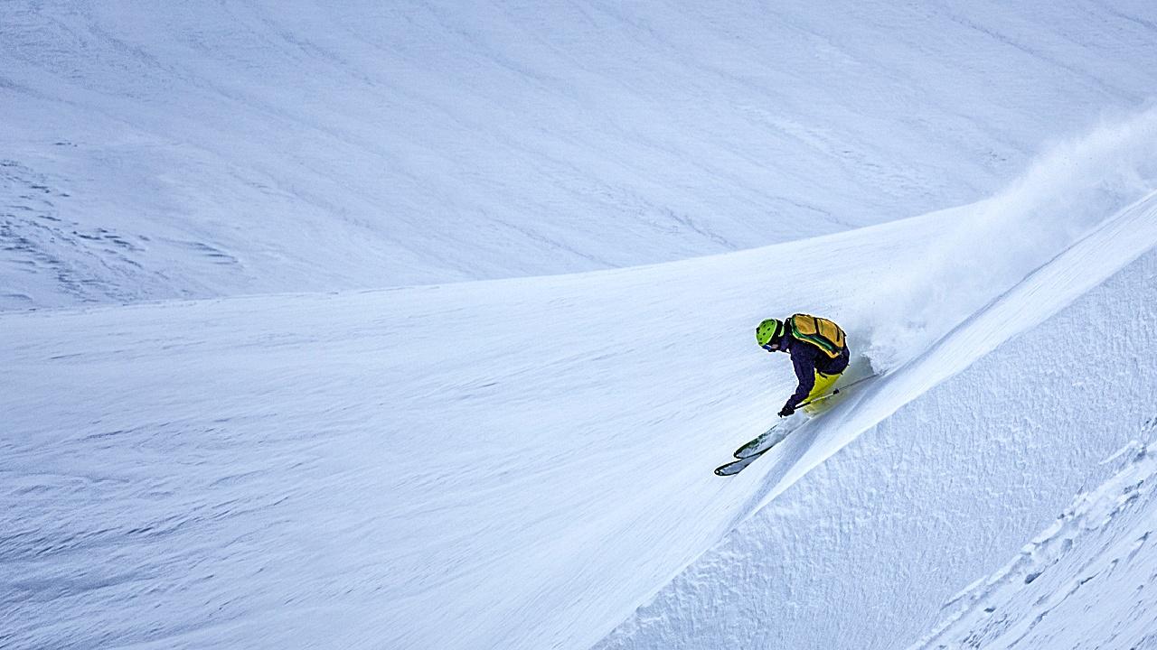 Speed-Skiing