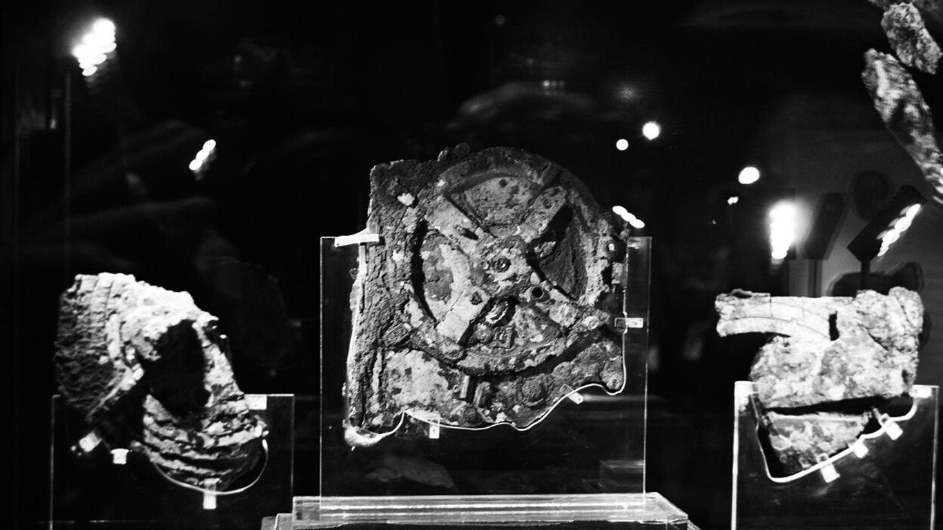 Ein 2.000 Jahre alter Computer?