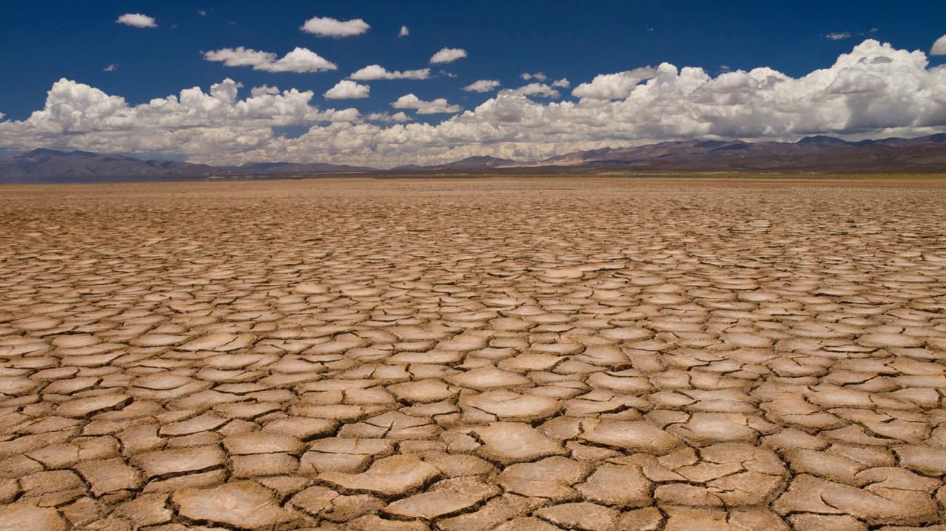 Extremer Klimawandel (bestehende Gefahr)