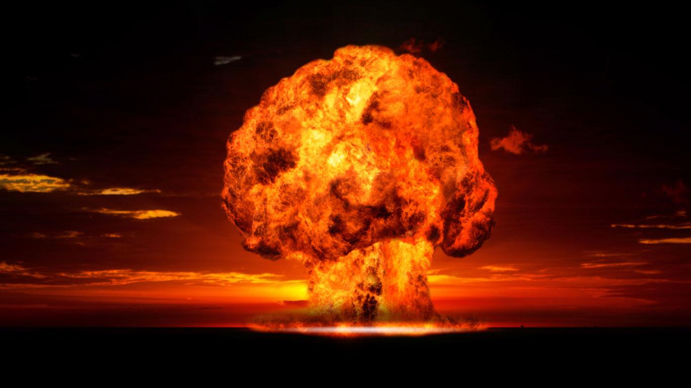 Atomkrieg (bestehende Gefahr)