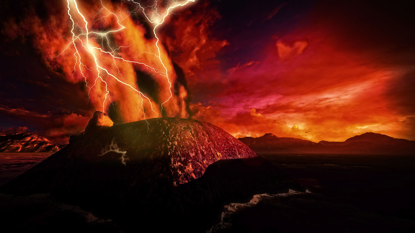 Supervulkan (äußere Gefahr)