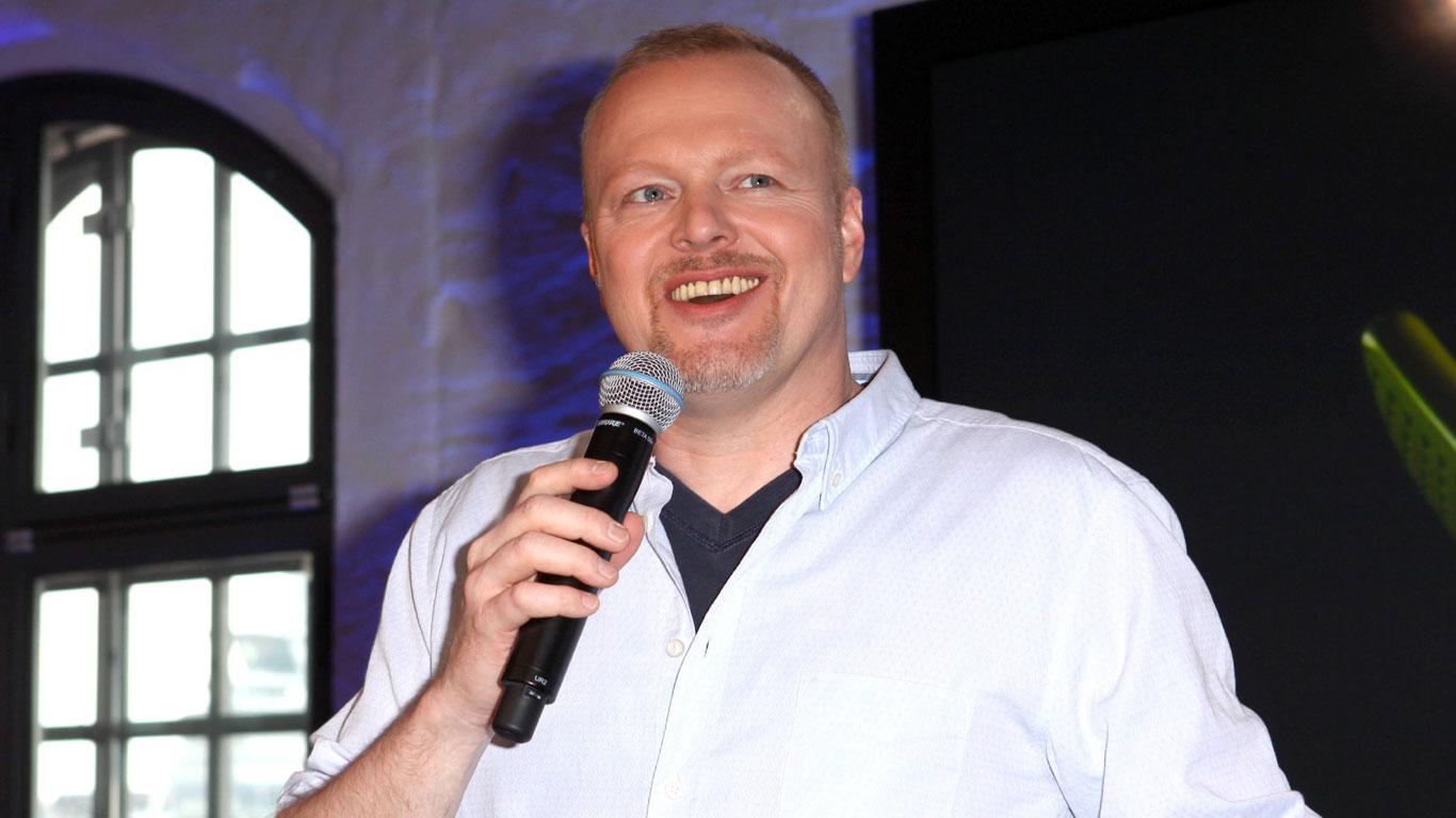 Stefan Raab (ehemaliger deutscher Entertainer)