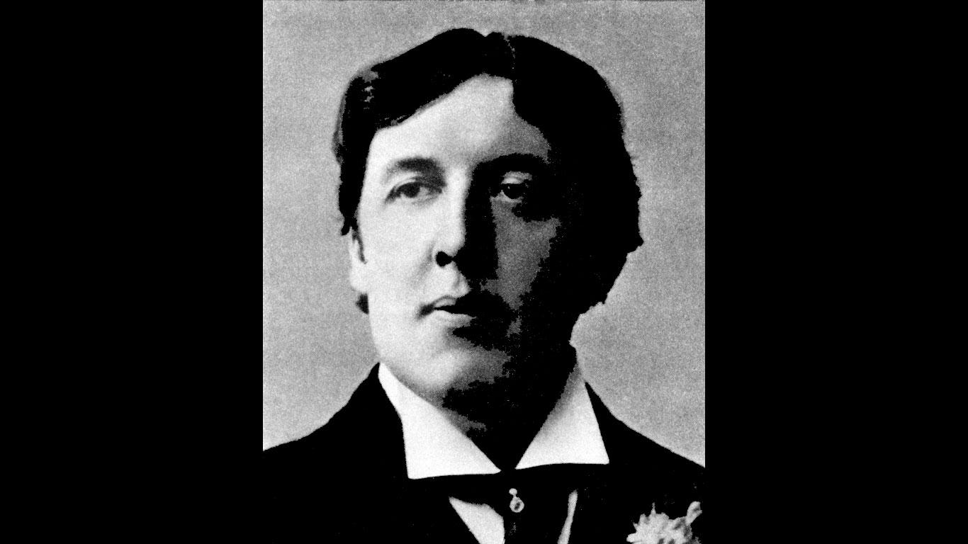 Oscar Wilde (irischer Schriftsteller)