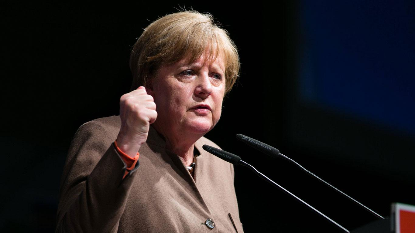 Angela Merkel (Bundeskanzlerin)