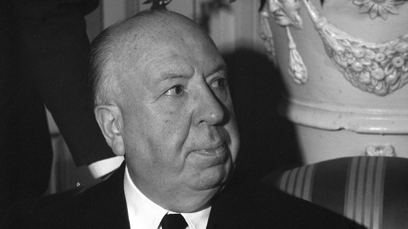 Alfred Hitchcock (britischer Filmregisseur und Filmproduzent)