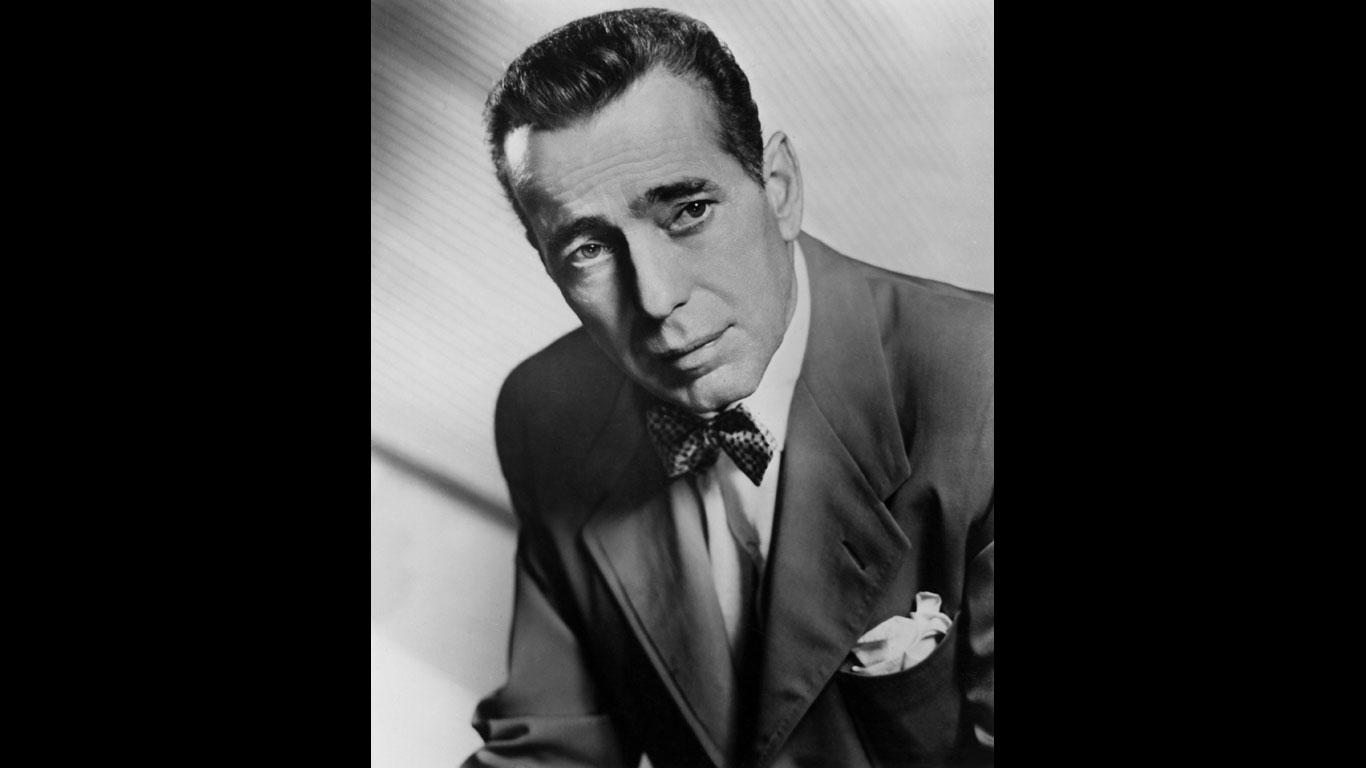 Humphrey Bogart (US-amerikanischer Filmschauspieler)