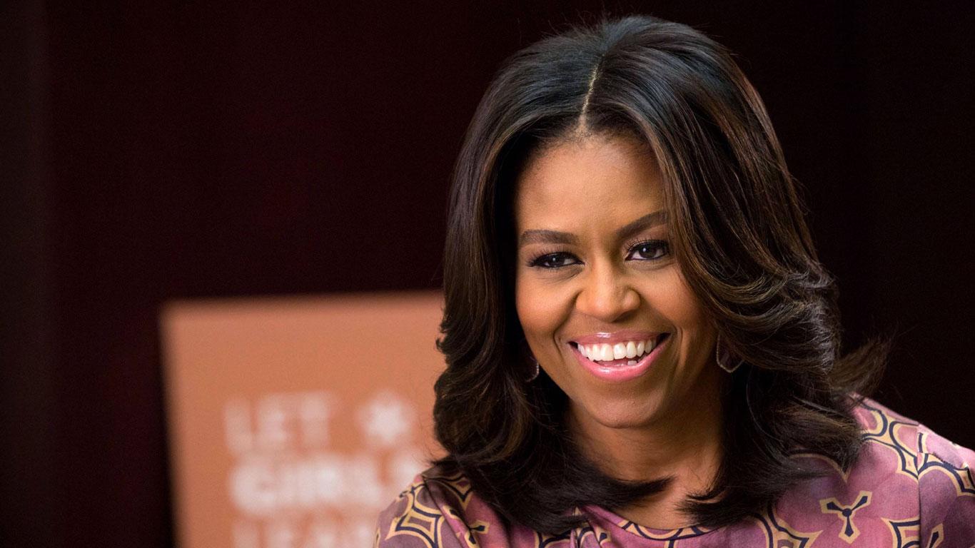 Michelle Obama (Ehefrau des ehemaligen US-Präsidenten Barack Obama)