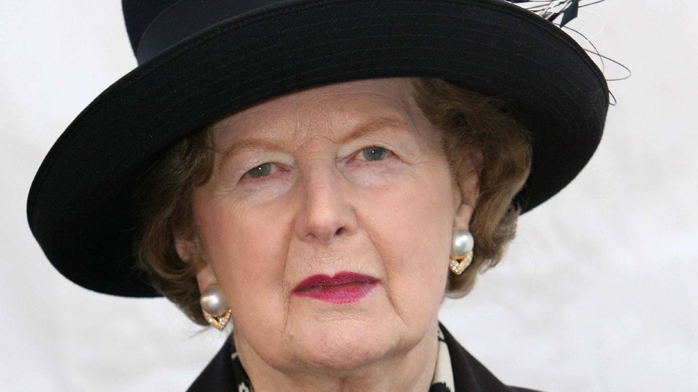 Margaret Thatcher (Ehemalige Premierministerin des Vereinigten Königreichs)