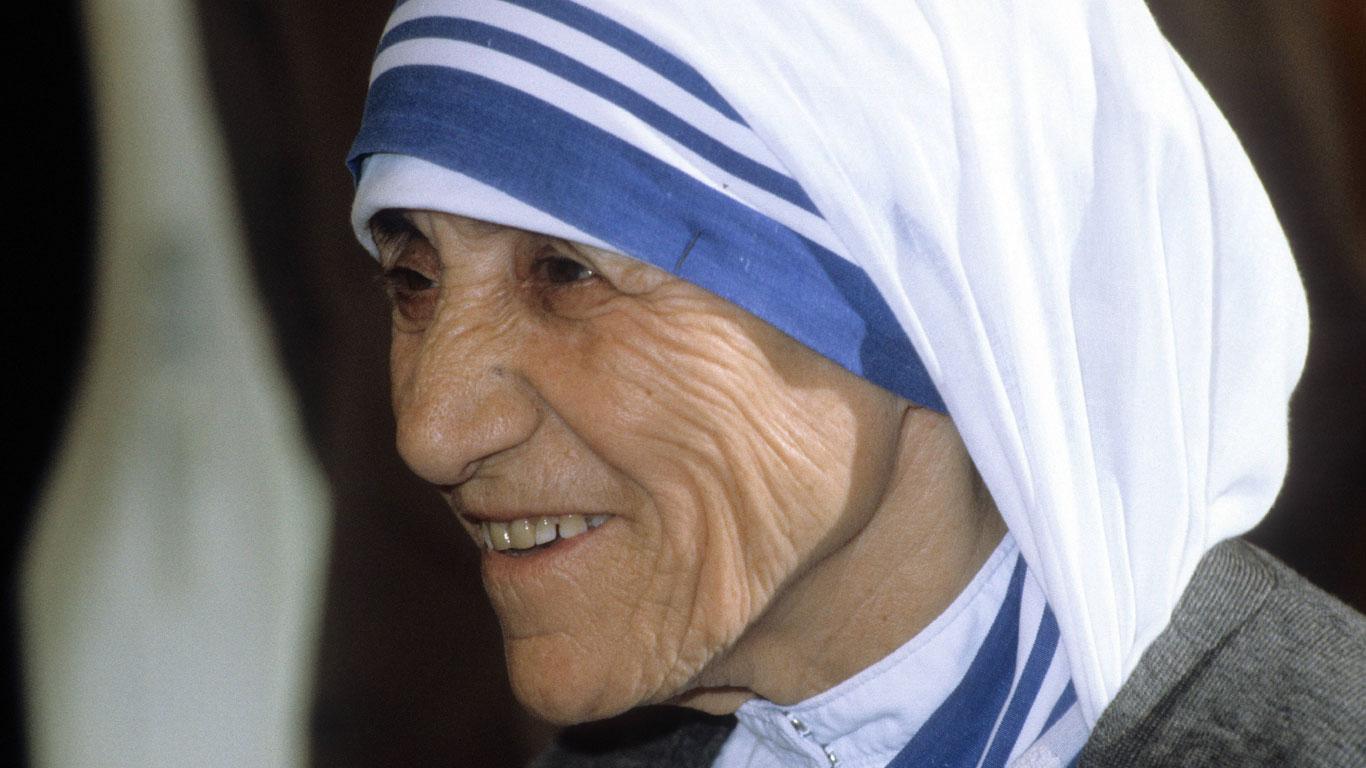Mutter Teresa (Ordensschwester und Missionarin)
