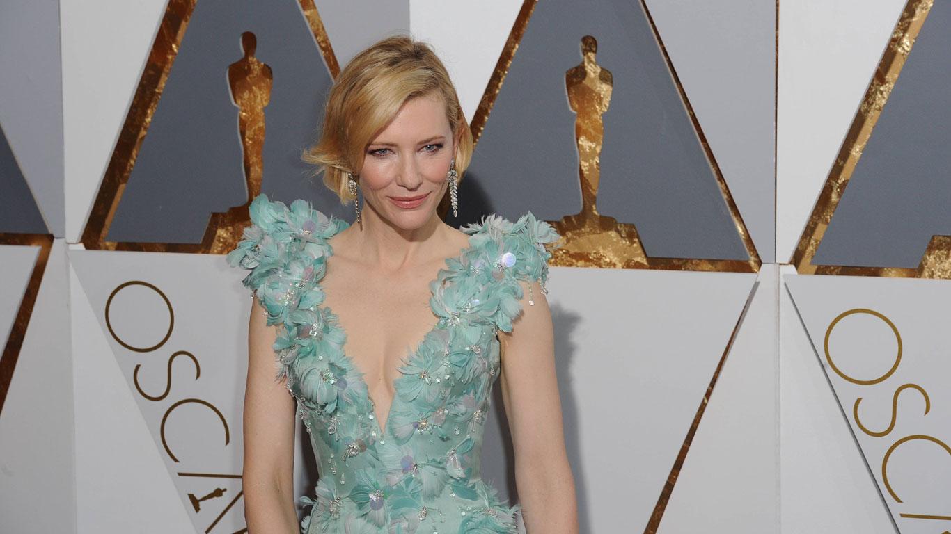 Cate Blanchett (australische Schauspielerin)