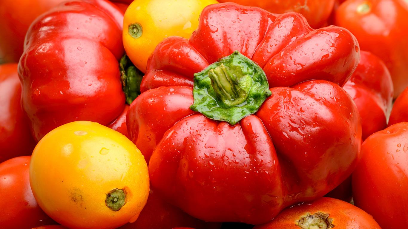 Verwandt mit Tomate und Paprika