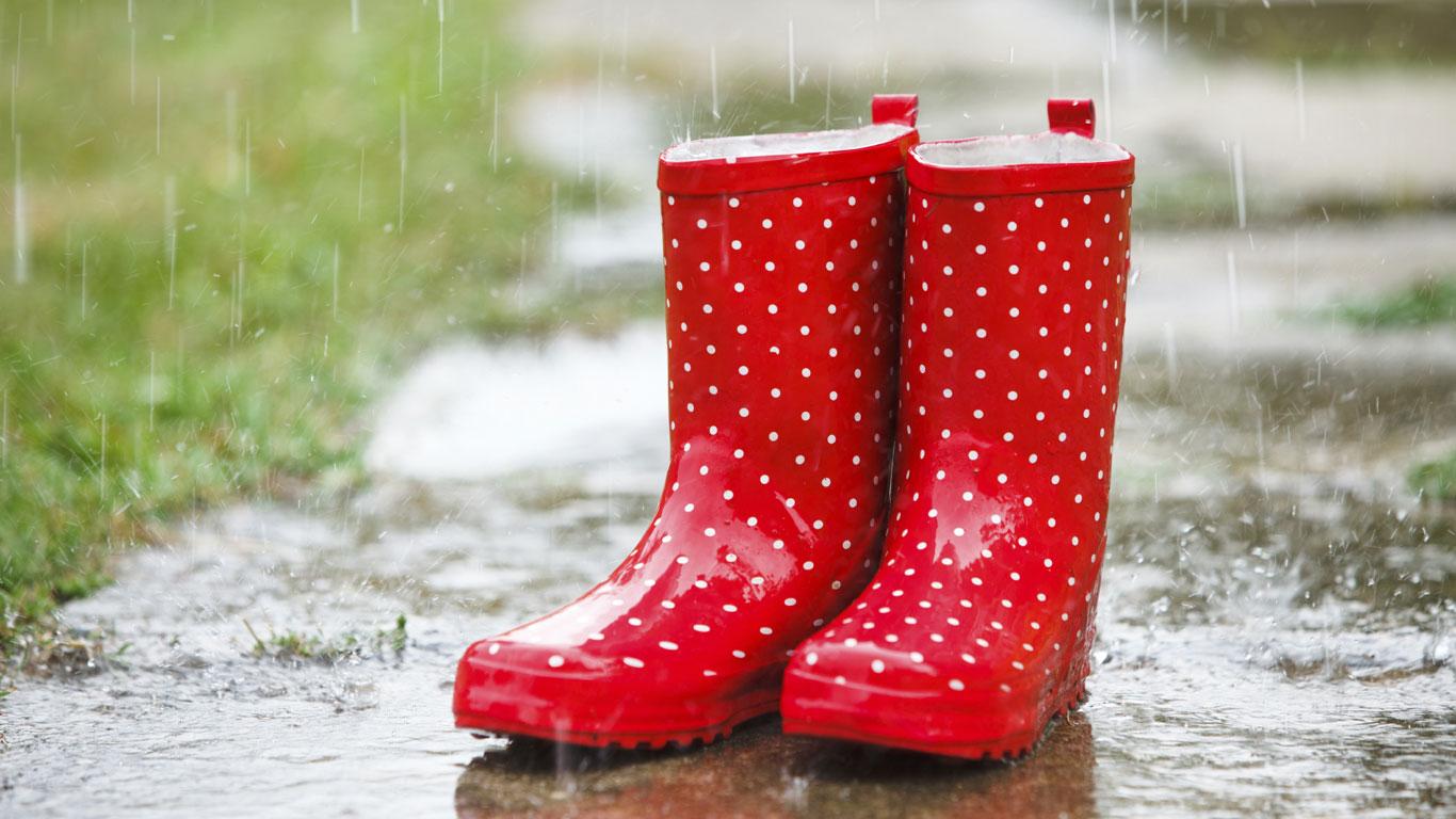 Regenstiefel