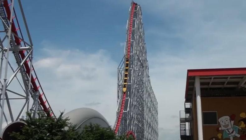 Der lange Stahldrachen