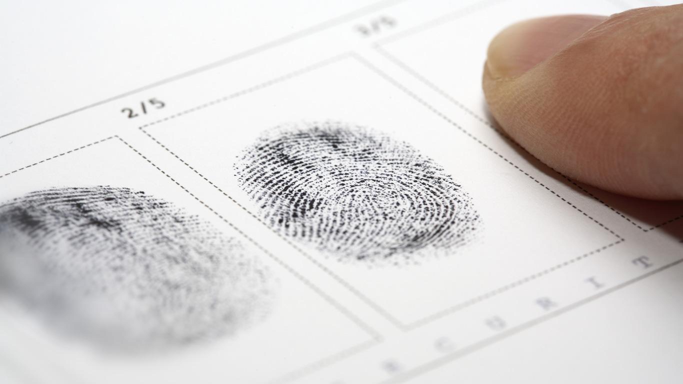 Wundervoll Bild Fingerabdruck Das Beste Von Schauen Sie Dazu Unsere Galerie An!