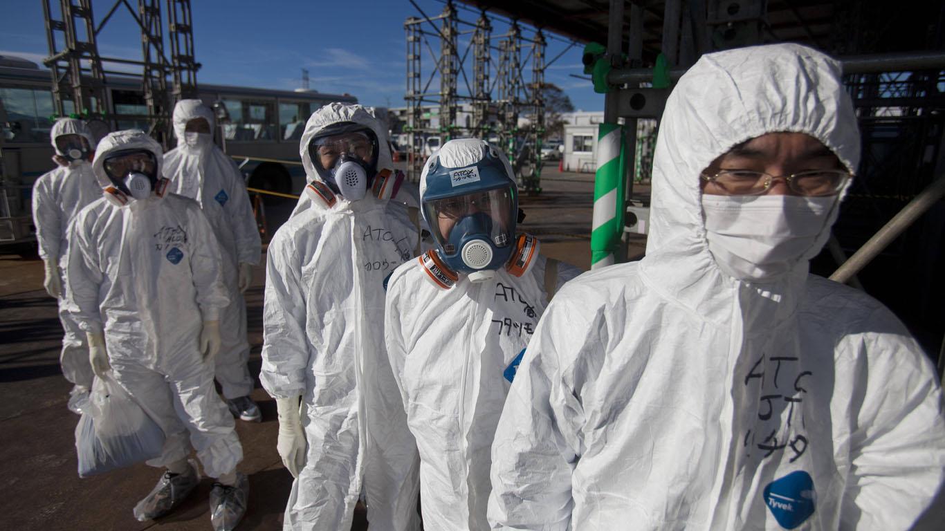 Die Opfer der Nuklearkatastrophe