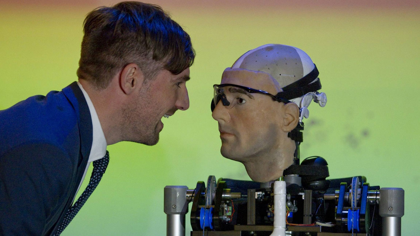 Haben Roboter einen Blutkreislauf?