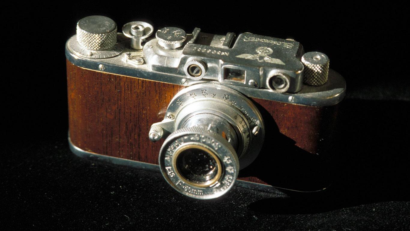 Die größte Kamera-Sammlung