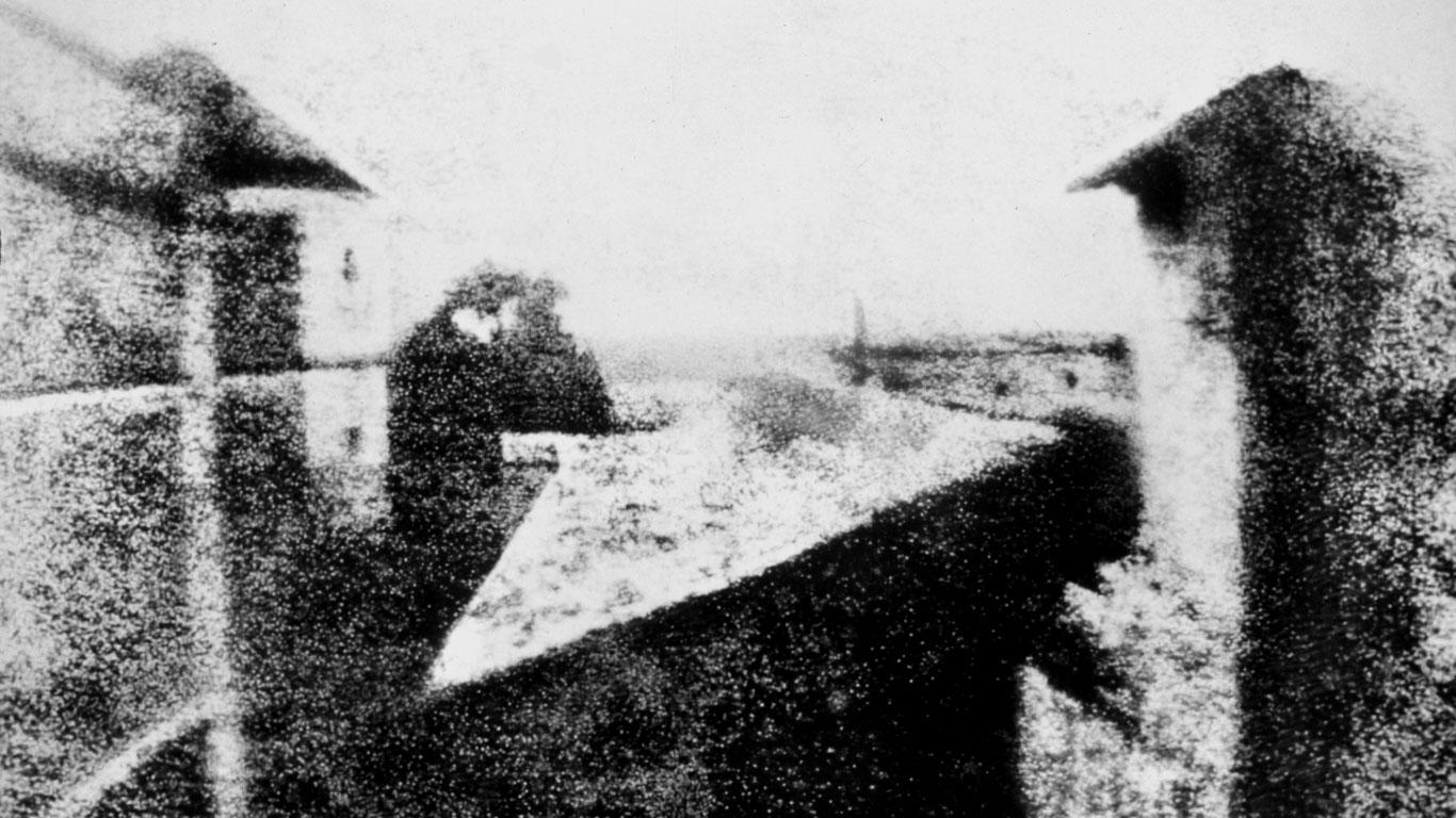 Das älteste Foto der Welt