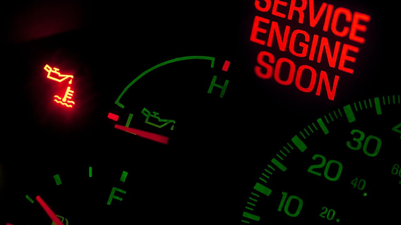 Sensoren in Autos