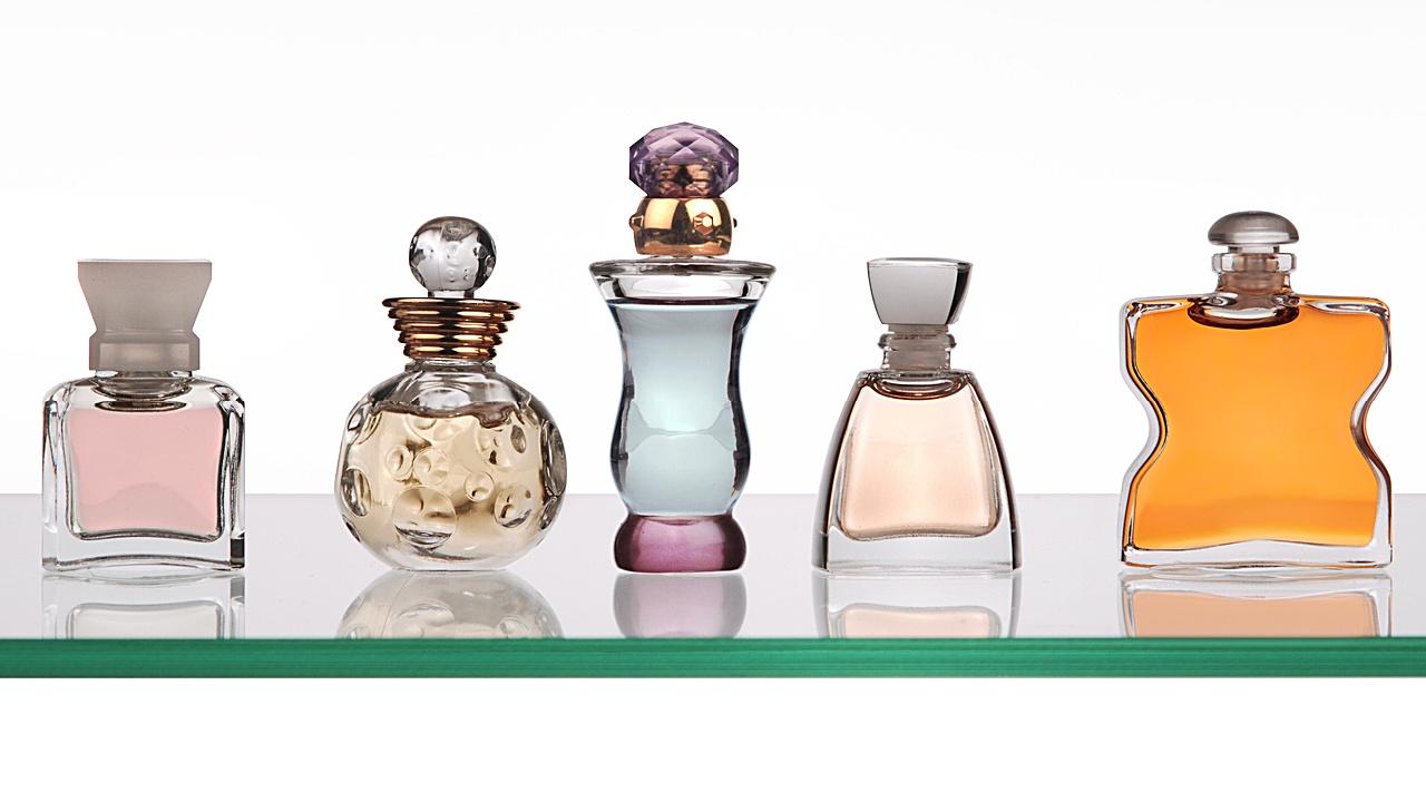 Parfümflakons